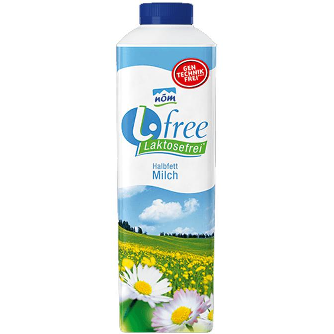 Halbfettmilch