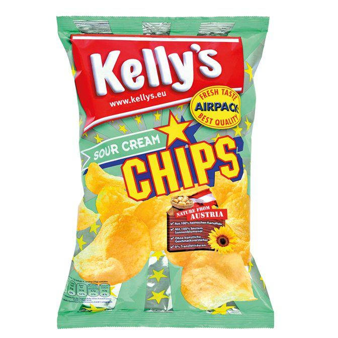 Chips Packung